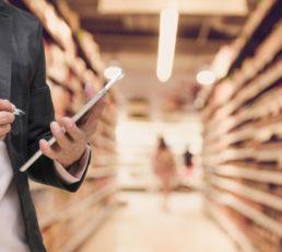 Carrefour Cálculo de pedidos y aprovisionamientos
