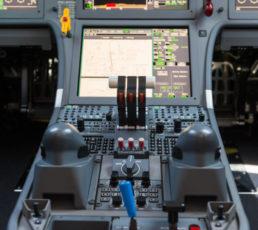 IBERIA Planificador del simulador aéreo