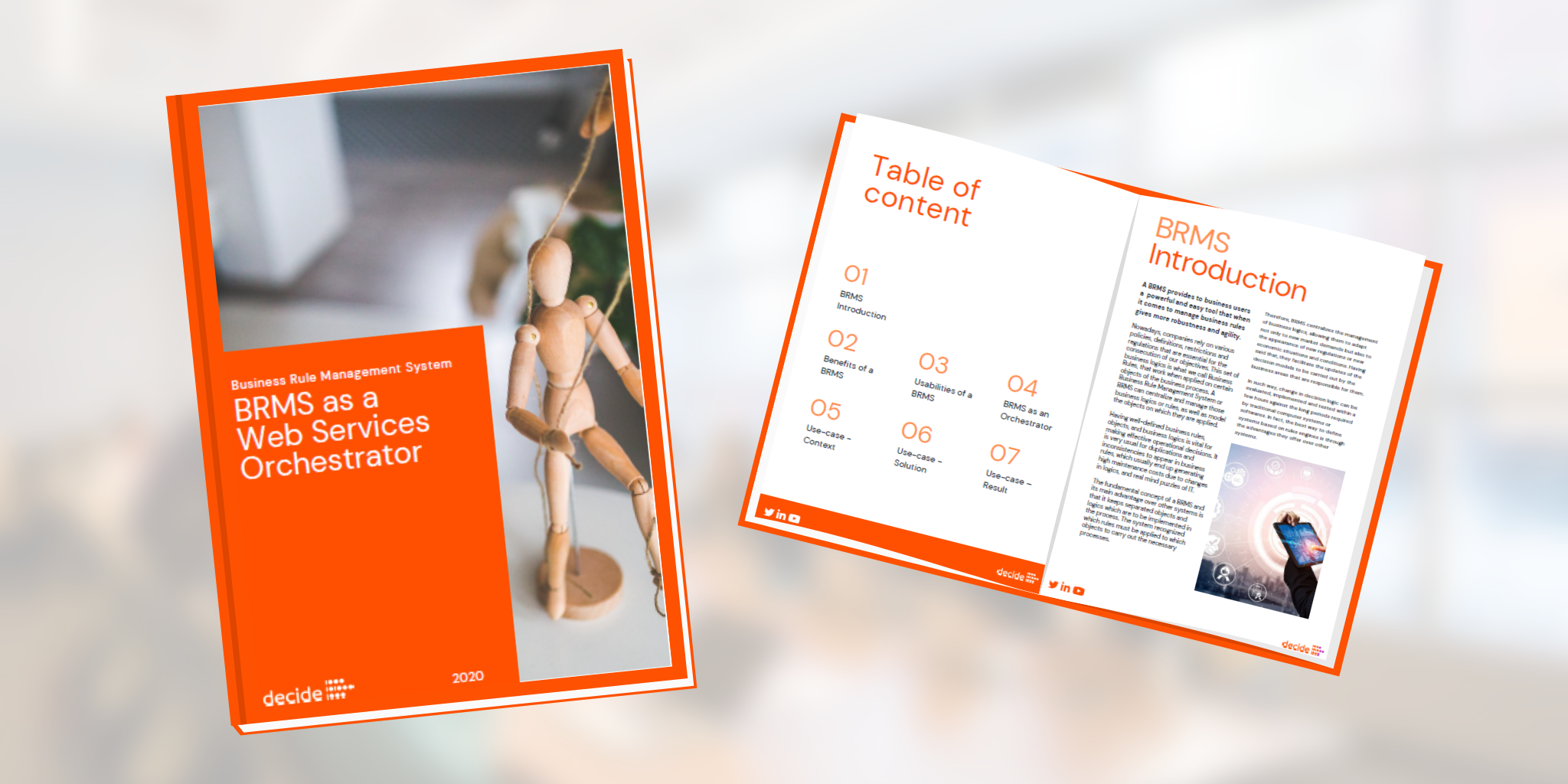 Ebook | BRMS As A Web Services Orchestrator